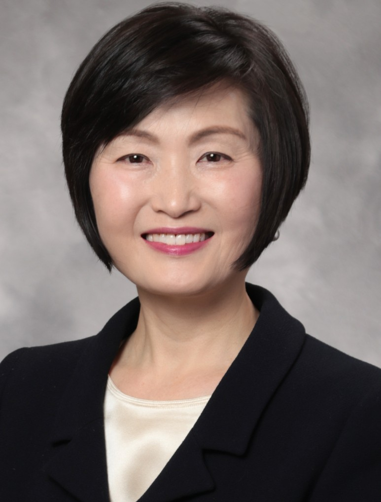 Portrait of Isabella Kim