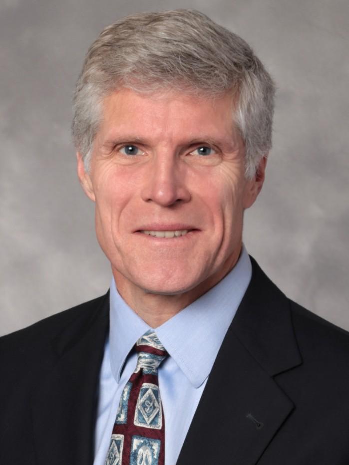 Portrait of Scott Johnson
